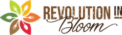 Revolution in Bloom Logo